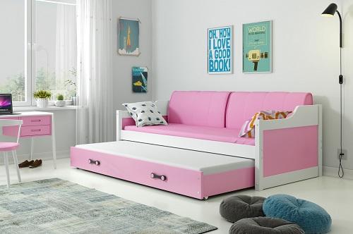 postelja za dva otroka david