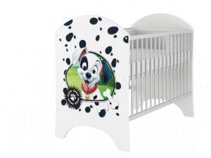 posteljice za dojenčke 120x60 disney
