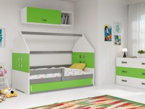 postelja hiška 160x80