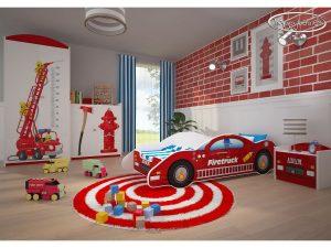 Otroška soba Gasilec 20