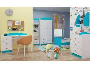 otroška soba baby mix 36