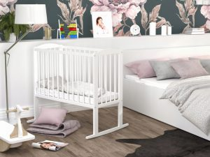 Otroška posteljica Tibka Maja 90x40