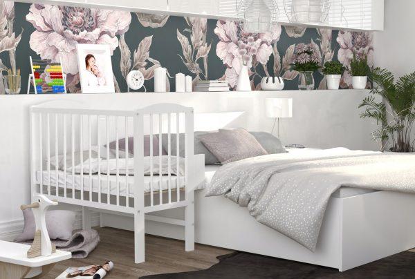 Otroška posteljica Zibelka Maja 90x40