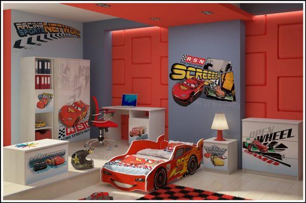 """Nočna omarica Disney """"Cars"""""""