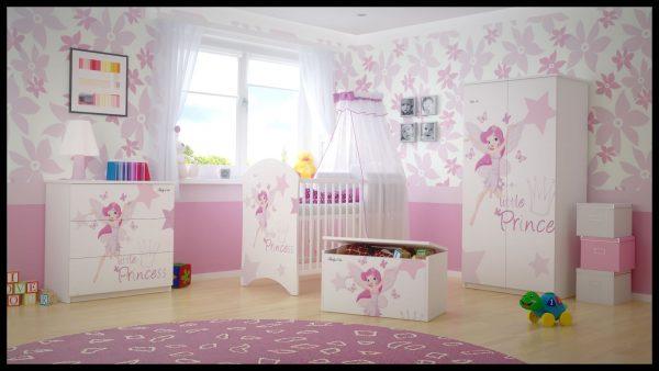 "Postelja Standard "" Little Princess"""