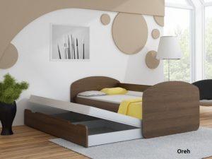 Postelja za dva otroka Oreh