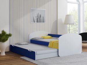 Postelja za dva otroka