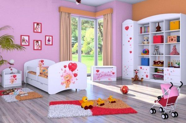 Otroška soba Happy Medvedek