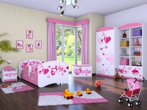 Otroška soba Happy 5