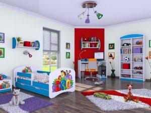 Otroška soba Happy 7