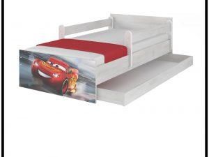"""Postelja Max XL """"Cars 3 McQueen"""""""