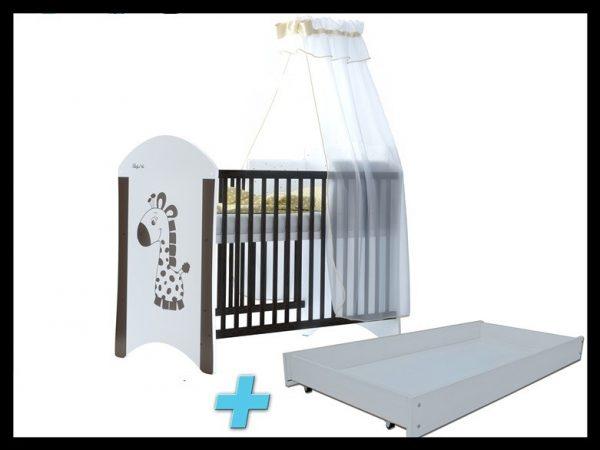 """Soba za dojenčke Standard """"Rjava Žirafa"""""""