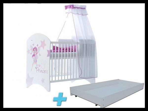 """Soba za dojenčke Standard """"Little Princess"""""""