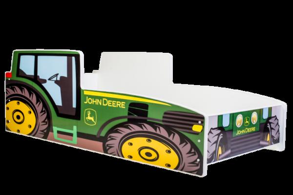 Postelja Traktor