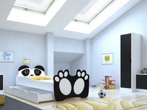 Postelja Panda