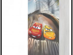 "Omara Disney ""Cars 3"""