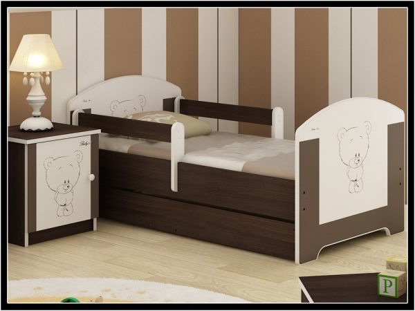 "Otroška soba Oskar ""Rjav Medvedek"""