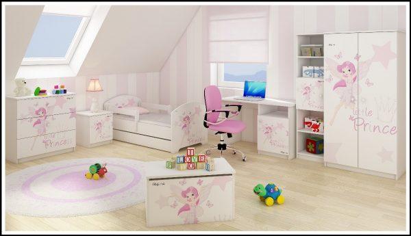 "Otroška soba Oskar ""Little Princess"""