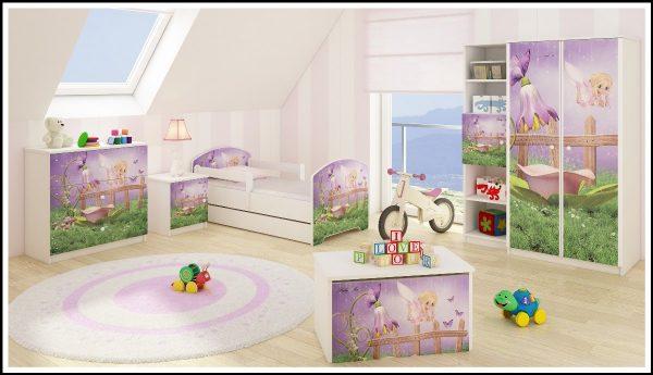 "Otroška soba Oskar ""Zvončica"""