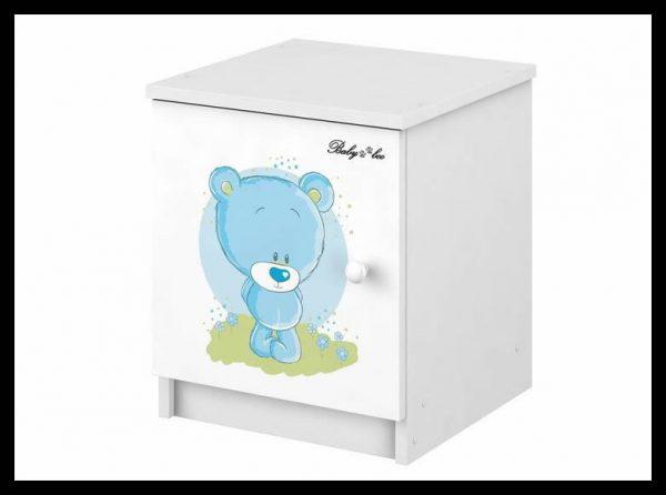 """Otroška soba Oskar """"Modri Medvedek"""""""