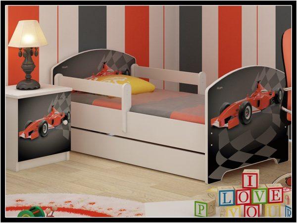 "Otroška soba Oskar ""Formula"""