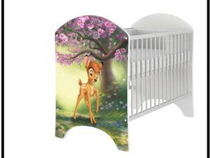 "Postelja Standard ""Bambi Natural"""