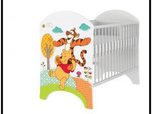 "Postelja Standard ""Pooh in Tigerček"""