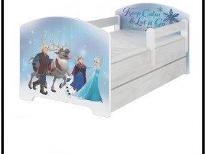 "Postelja Oskar ""Frozen"""