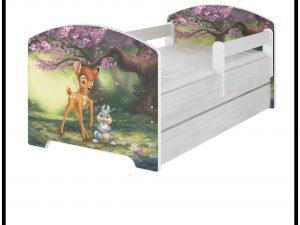 """Postelja Oskar """"Bambi Natural"""""""
