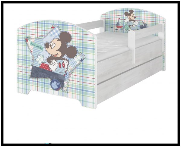 """Postelja Oskar """"Mickey"""""""