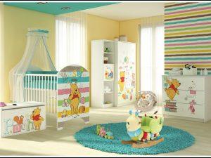 """Soba za dojenčke """"Pooh in Pujsek"""""""