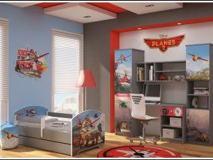 """Otroška soba Oskar """"Planes"""""""