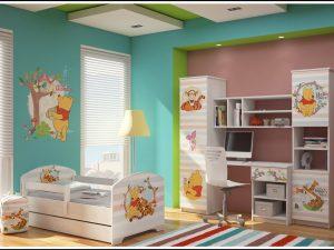 "Otroška soba Oskar ""Medvedek Pooh"""