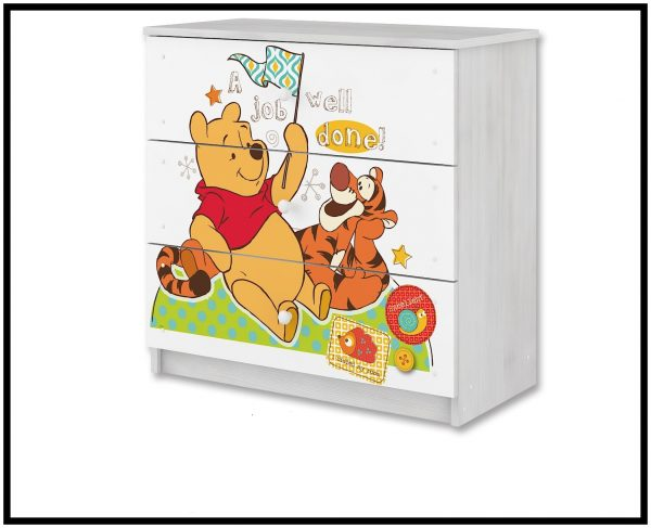 "Komoda Disney ""Pooh in Tigerček"""