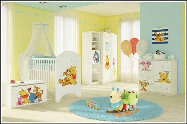 """Zaboj za igrače Disney """"Baby Pooh"""""""