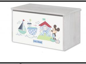 """Zaboj za igrače Disney """"Mickey"""""""